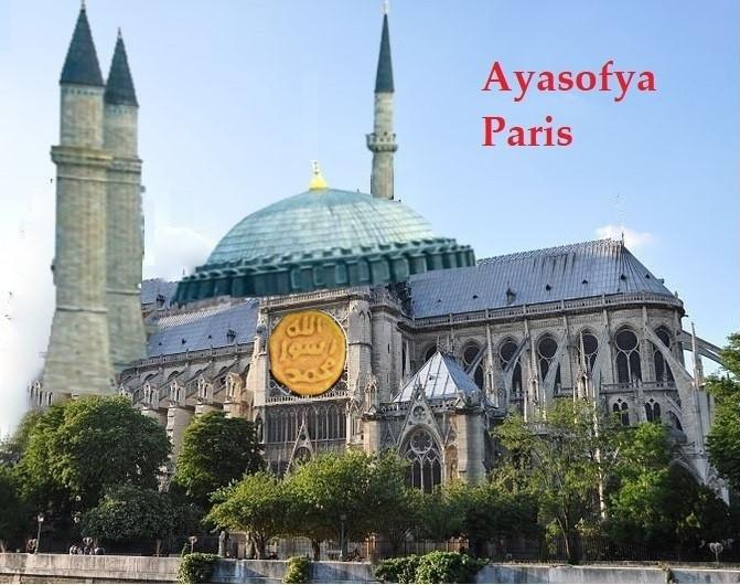 Ayasofya paris